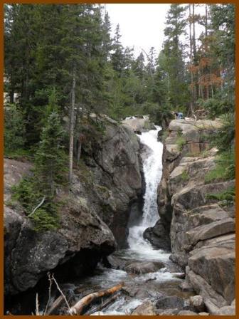 Fearfull Waterfall