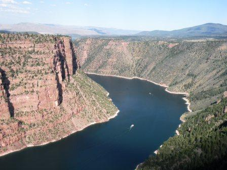 Flaming Gorge View