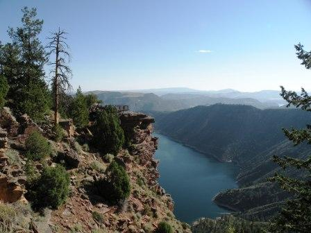 Flaming Gorge National Recreation Area VIew Point