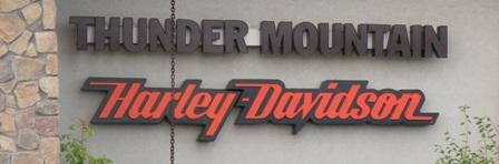 Thunder Mountain Harley Davidson