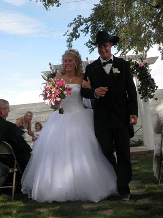 Lacee and Cody Doremus