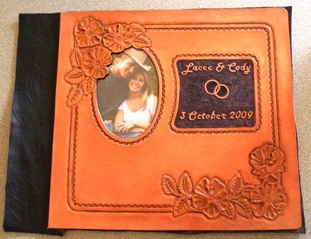 Lacee and Cody Wedding Album