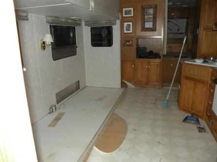 rv remodel demolition