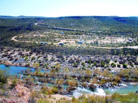 Burro Creek BLM Campground
