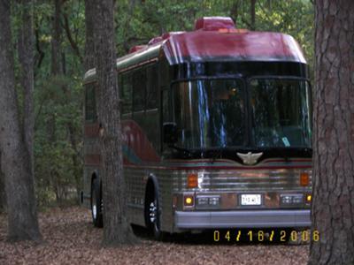 My Eagle Bus Conversion