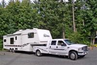 Our Custom RV Home on Wheels!